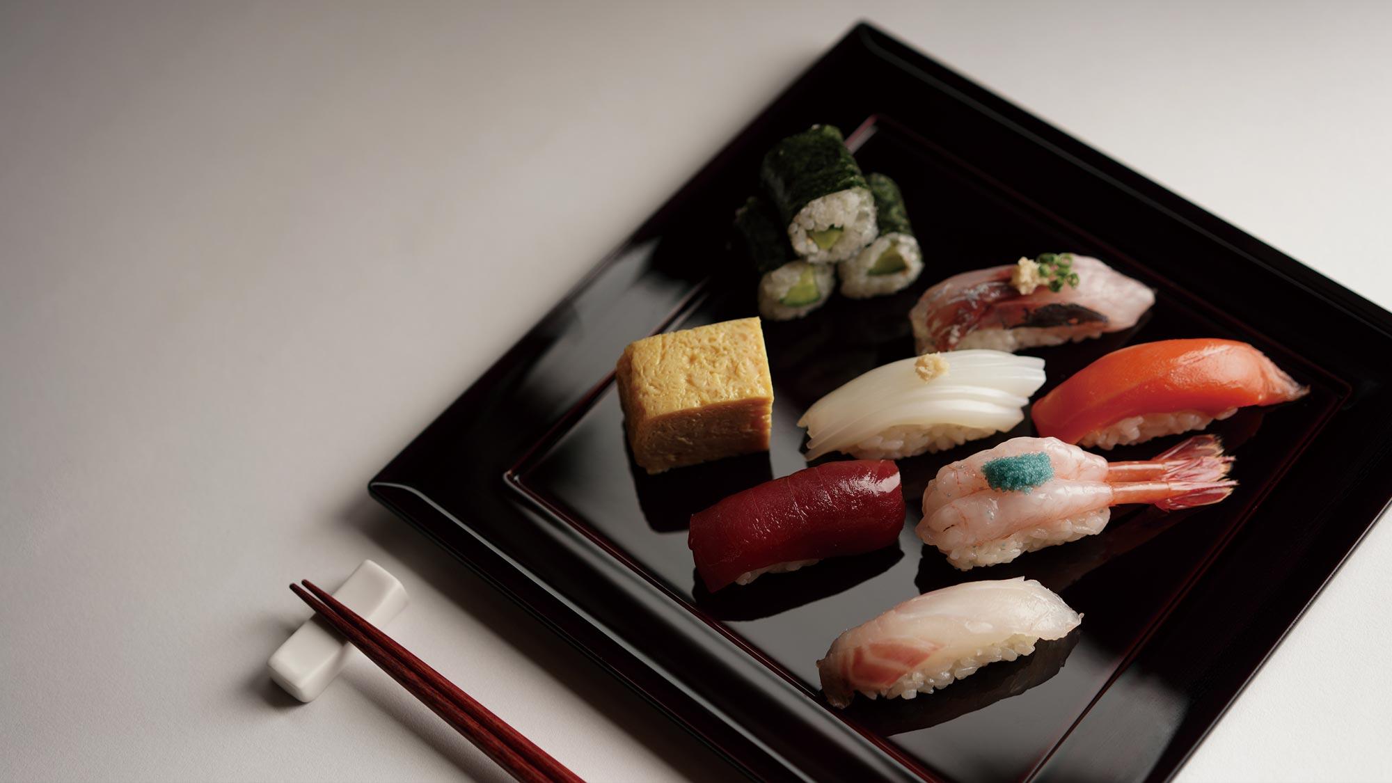 鮨 風和利のMENU Kaga Kaisai Sushiの画像です。